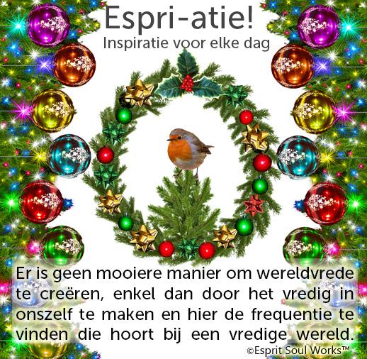 Esprit Soul Works kerst inspiratie